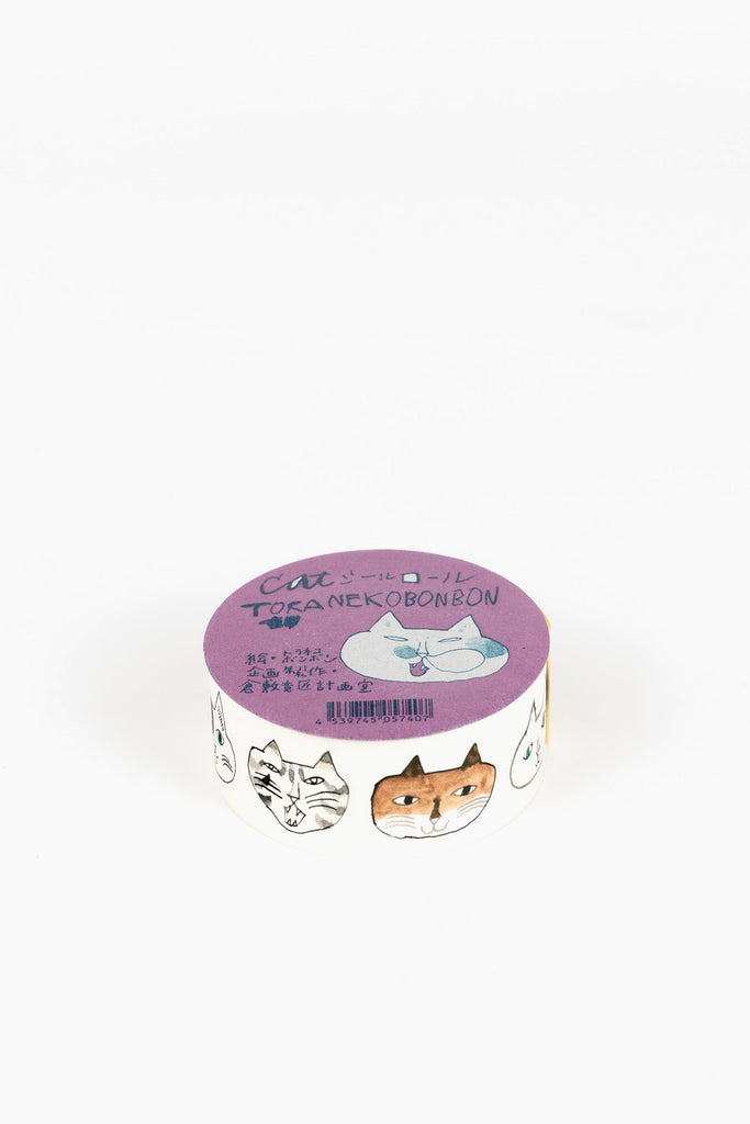 Sticker Roll Set Cats Large