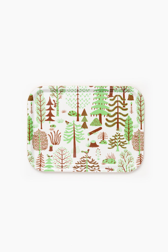 Metsä Tray, Green