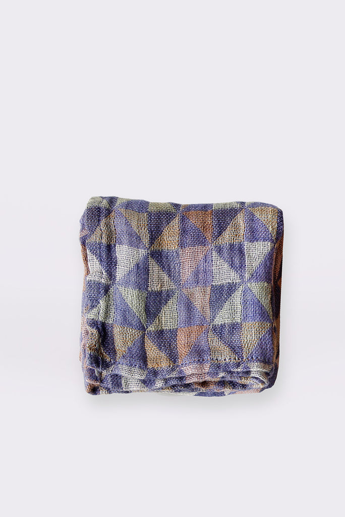 Libeccio Purple Square Napkin