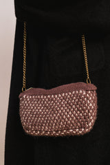 Helen Chain Clutch Bag