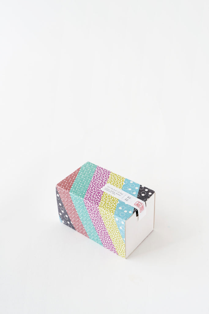 Wamon 4 Washi Tape Pack