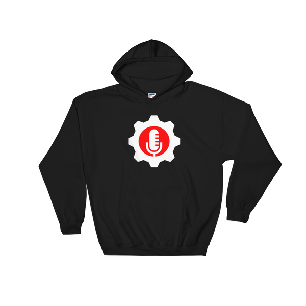 Sponsored Rider Club Podcast - Hooded Sweatshirt
