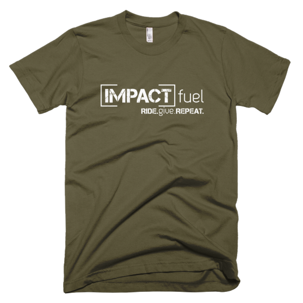 Impact Multiplier - Men's t-shirt - Army