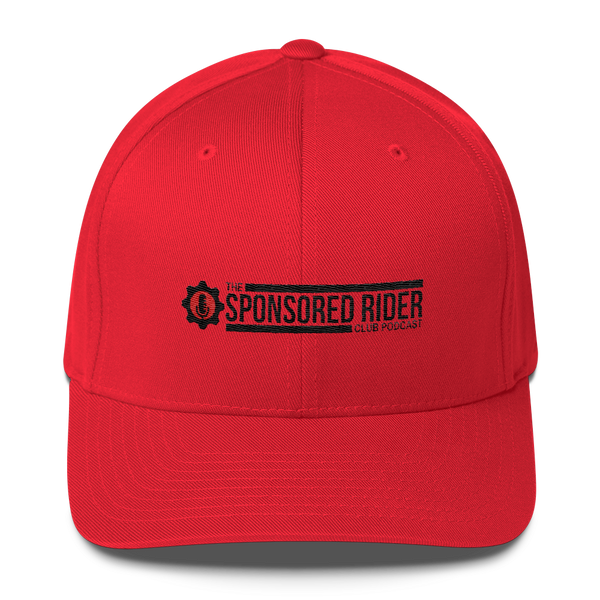 Sponsored Rider Club Podcast Hat - Next Gen