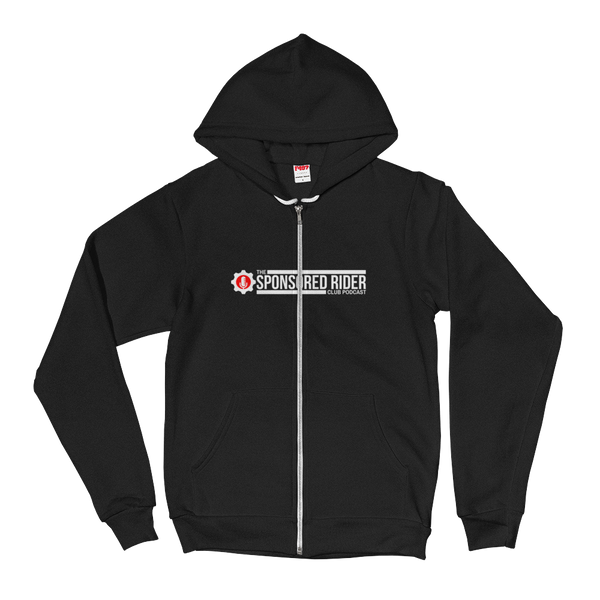 Sponsored Rider Club Podcast Hoodie