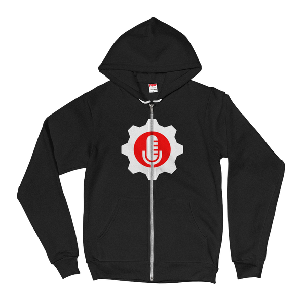 Sponsored Rider Club Podcast - Large Logo Hoodie