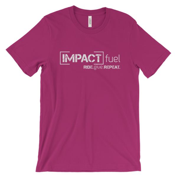 Impact Multiplier - Women's t-shirt - Berry