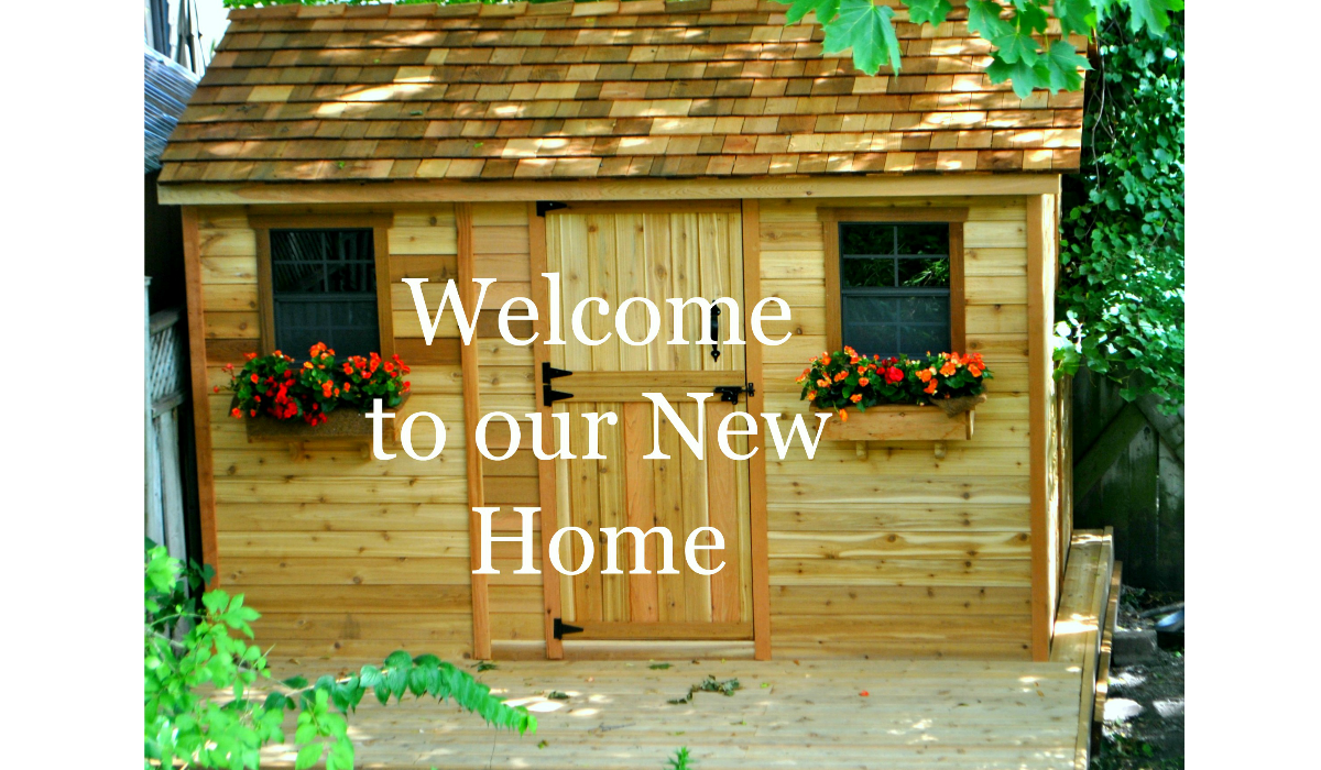 Welcome to Our New Home