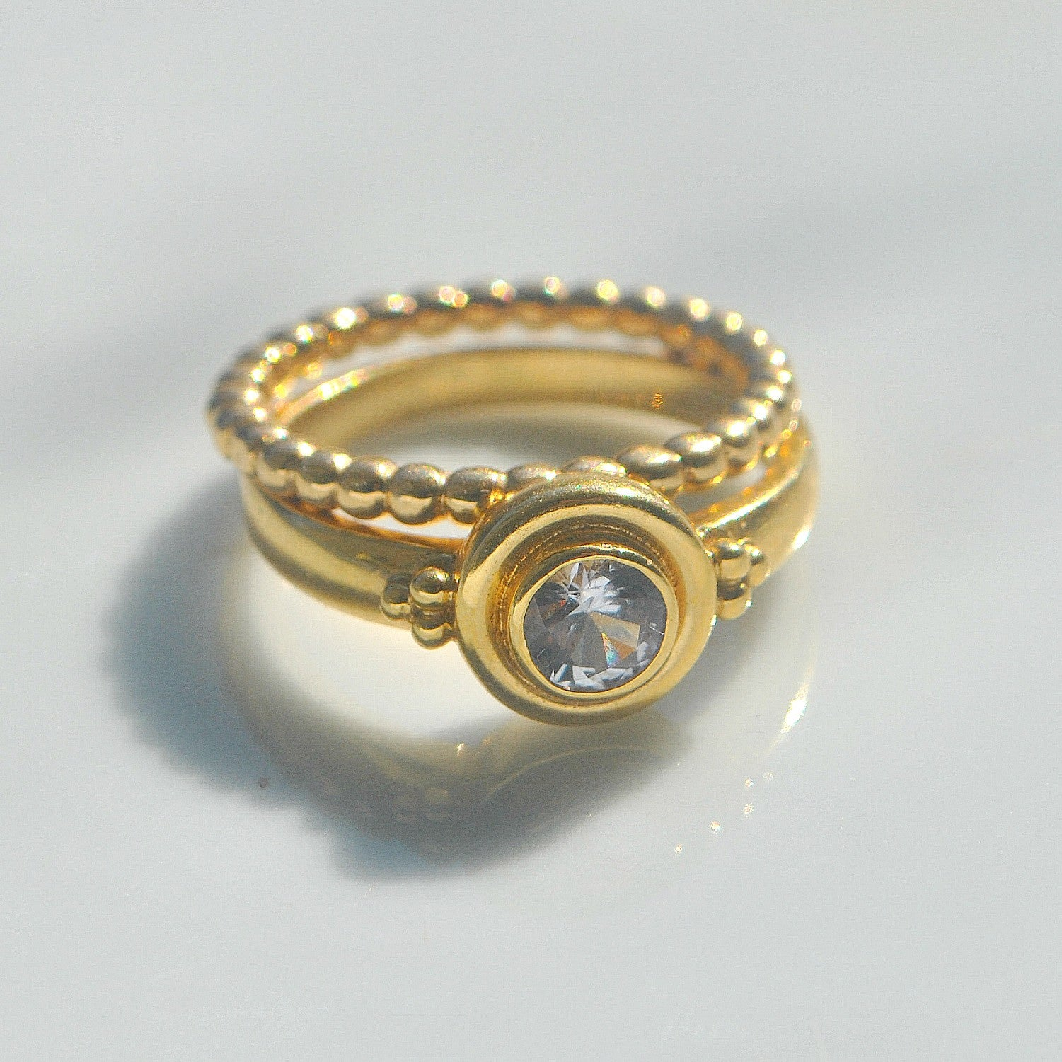 minimalist listing delicate real il gold rings classic solid mstc unique ring engagement diamond