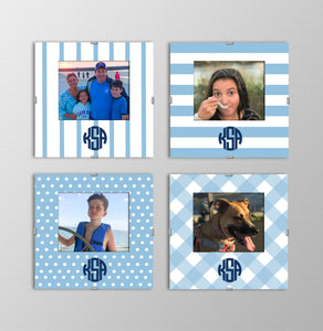 Monogram Photo Frames