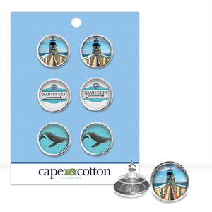 Preppy Earring Trio | Nantucket Memories
