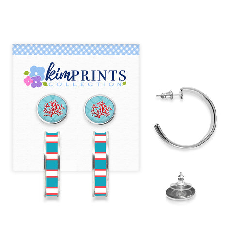 Good Reef Earring Set