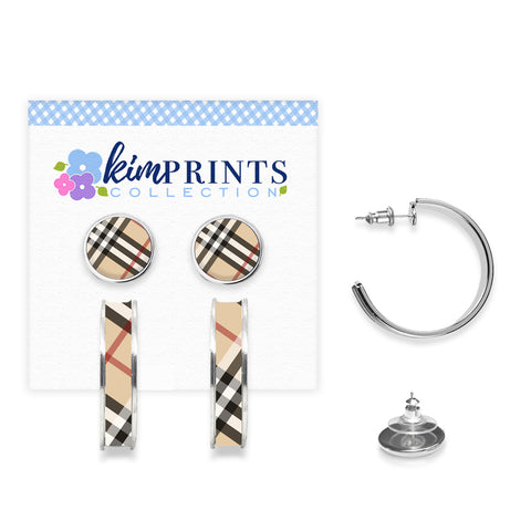 Central Park West Earring Set