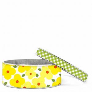 Daffy Days Bangle Bracelet Set