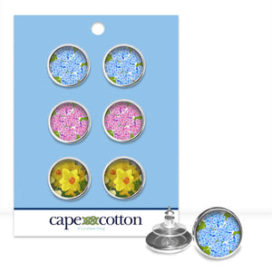 Preppy Earring Trio |  East Coast Summer