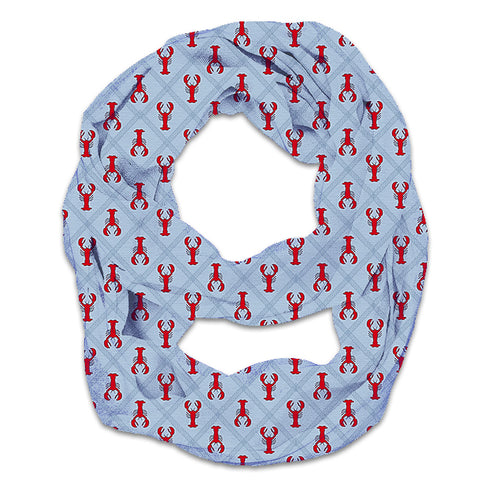 Lobster Roll Infinity Scarf