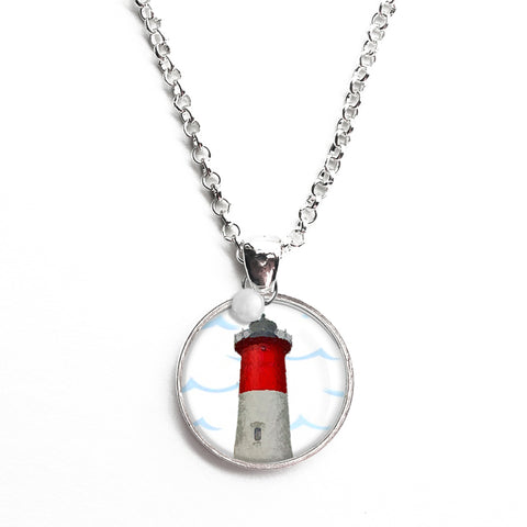 Nauset Light Necklace