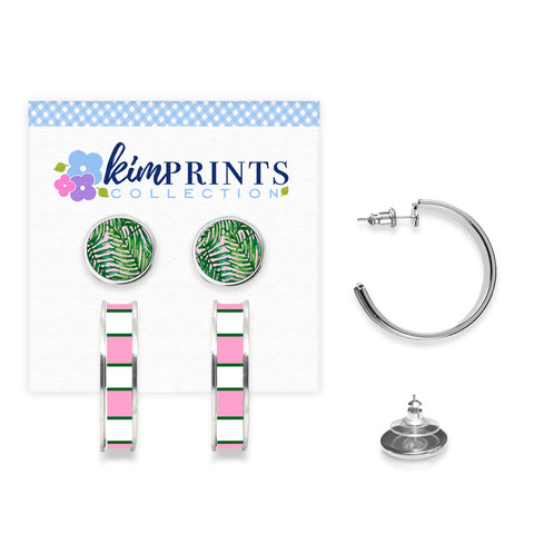 Palm Beach Earring Set
