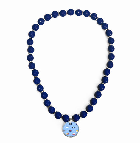 Regatta Beaded Necklace