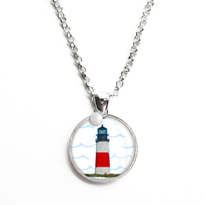 Sankaty Lighthouse Necklace