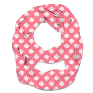 Shell Shocked Infinity Scarf