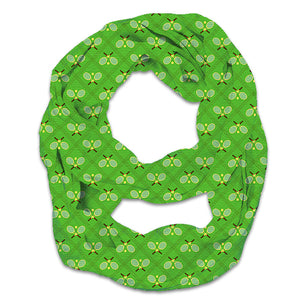 Tennis Anyone Infinity Scarf