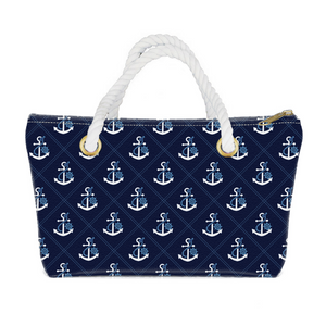 Mini Tote | Anchors Away