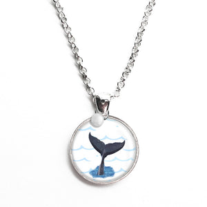 Whale Watching Necklace