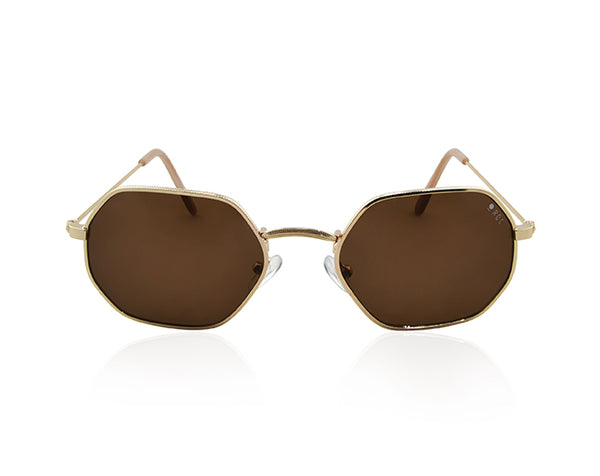 ROC DOC - GOLD BROWN LENS
