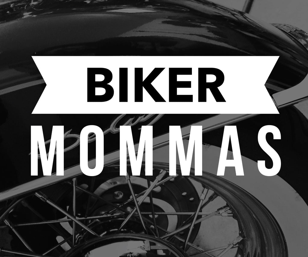 Biker Momma Number 9 - Janet Foley
