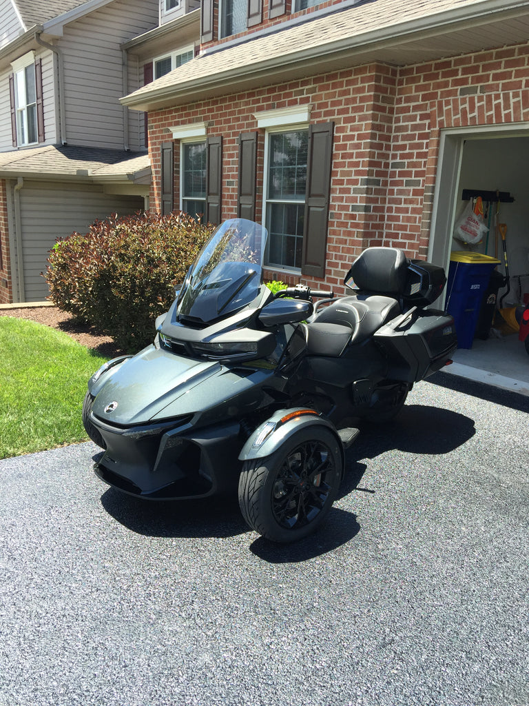 Holy Crap... I Traded My Harley for a Can-Am Spyder!