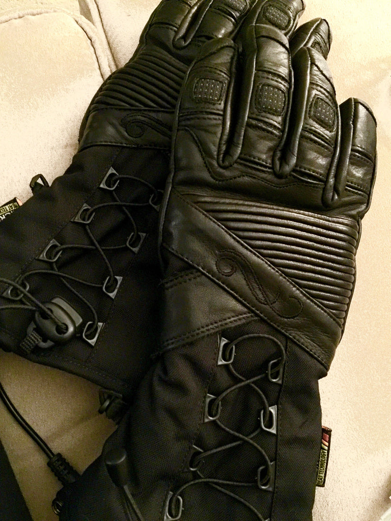 Heated Gloves vs Heated Grips