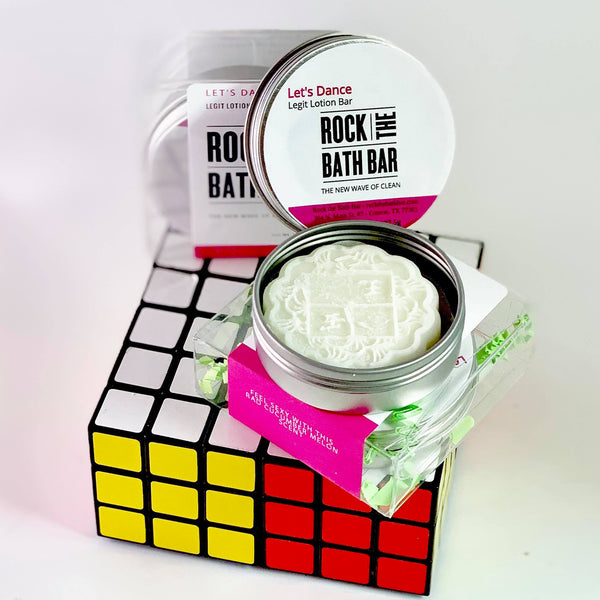 Rock the Bath Bar Legit Lotion Bar