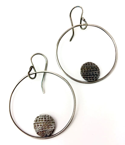 Tredz Concentric Circle Hoops