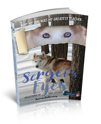 Sergei's Eyes - book by Karen Fullerton