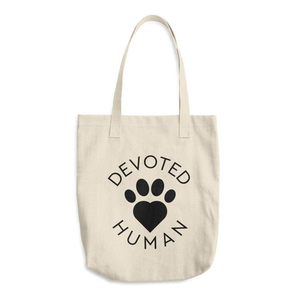 Devoted Human Extra Durable Cotton Tote Bag - Devoted Human