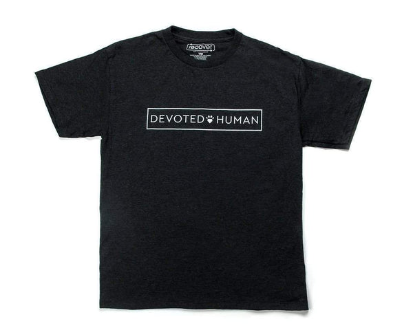 Devoted Human Youth T-shirt - 100% recycled materials - Devoted Human