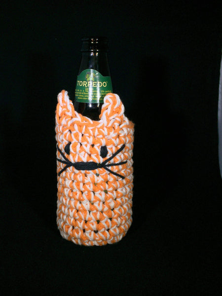 Handmade Kitty Koozie for Beer Lovers - Devoted Human