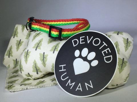 Jah Love and the Evergreens - Small Dog Gift Set - Devoted Human