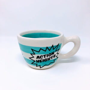 Action Heights Mug by Circa Ceramics