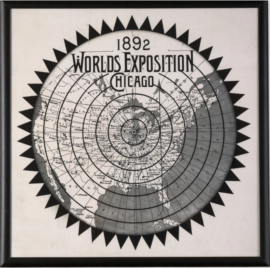 Chicago Expo Giclee Print