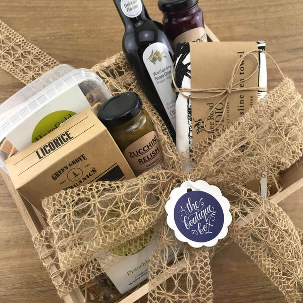 Gourmet + Corporate Gifts