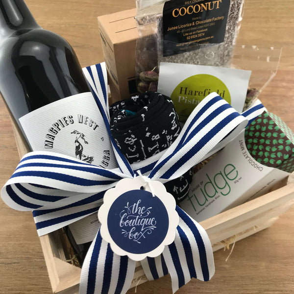 """The Corporate Man"" Gift Crate"