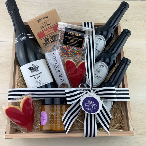 """A Sweet Celebration"" Gourmet Gift Crate"