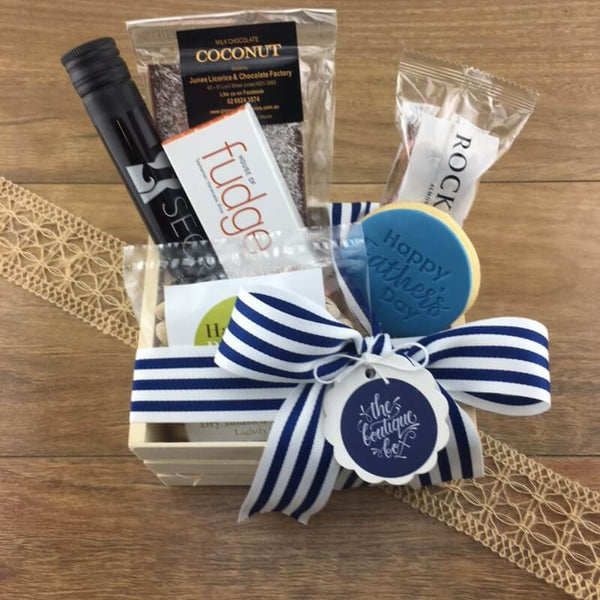 """Little Treats"" Father's Day Gift Crate"
