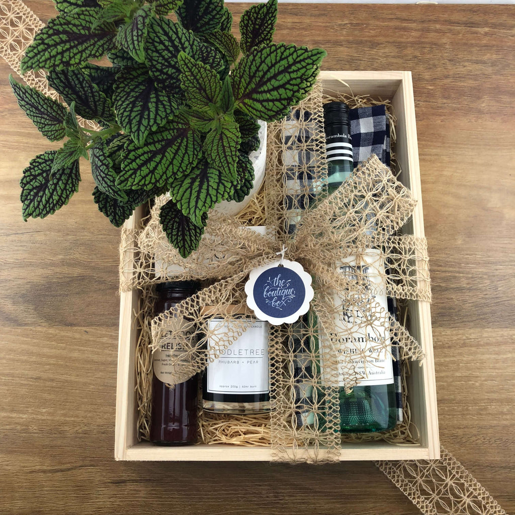 """My Fair Lady"" Gourmet Gift Crate"
