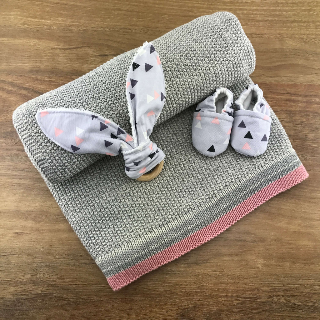 """Baby Blossom"" Baby Girls Gift Bundle"