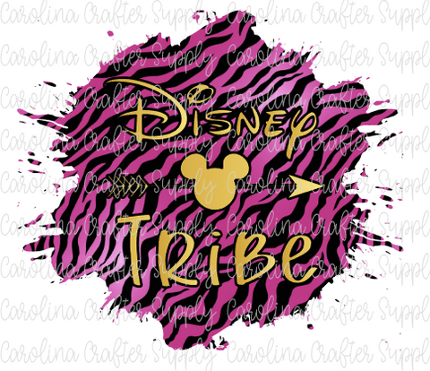 Disney Sublimation Design