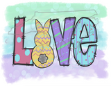 Easter Sublimation Design