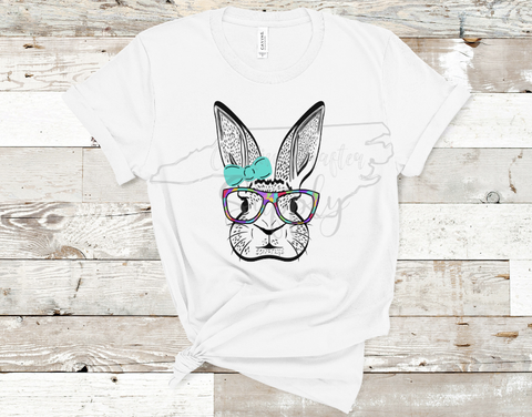 bunny sublimation